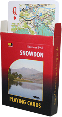 Playing Cards Snowdon